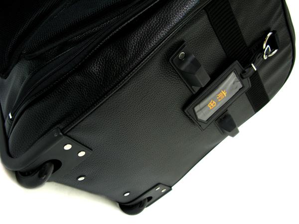 PVC遠征用キャリーバッグ(黒)