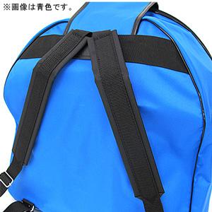 リュック式ボストン防具袋 少年用(青・緑)