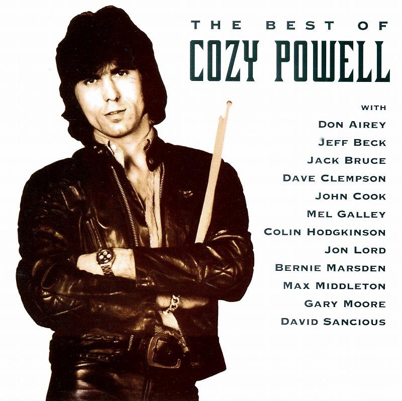 COZY POWELL/ヴェリー・ベスト・オブ・コージー・パウエル 国内リマスター盤