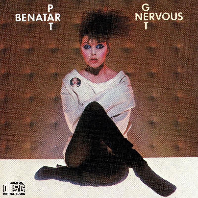 PAT BENATAR/GET NERVOUS 82年作 パット・べネター ゲット・ナーヴァス