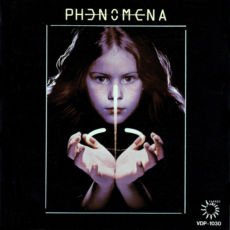 PHENOMENA/フェノメナ 84年作 コージー・パウエル 国内旧規格盤 初回プレス