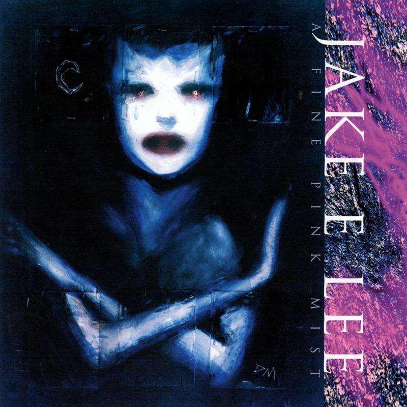 JAKE E LEE/A FINE PINK MIST 96年作 国内盤 ジェイク・E・リー ファイン・ピンク・ミスト