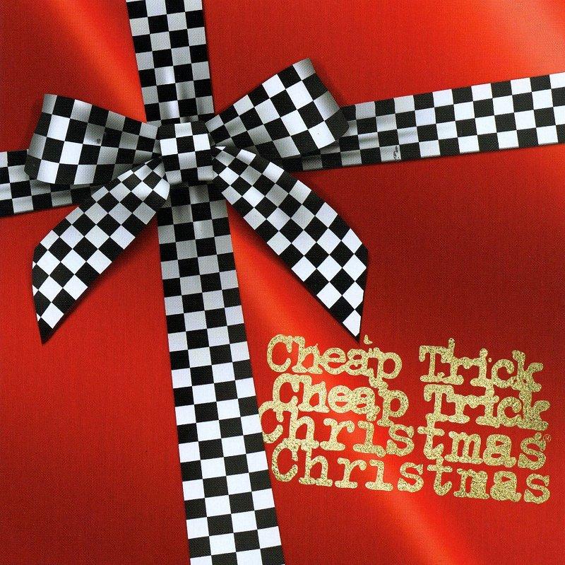 CHEAP TRICK/CHRISTMAS CHRISTMAS 2017年作 チープ・トリック