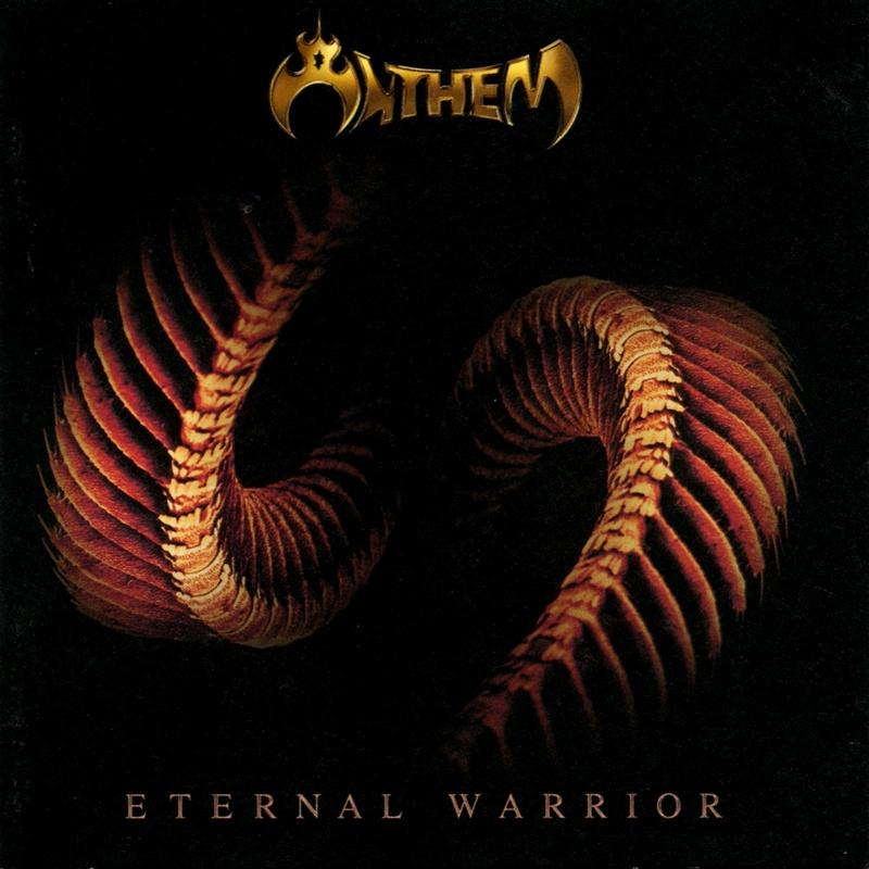 ANTHEM/ETERNAL WARRIOR 2004年作 アンセム エターナル・ウォーリアー