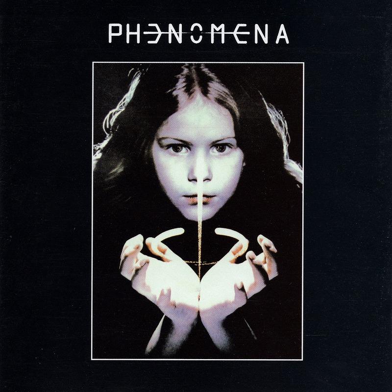 PHENOMENA/フェノメナ 84年作 コージー・パウエル メル・ギャレー