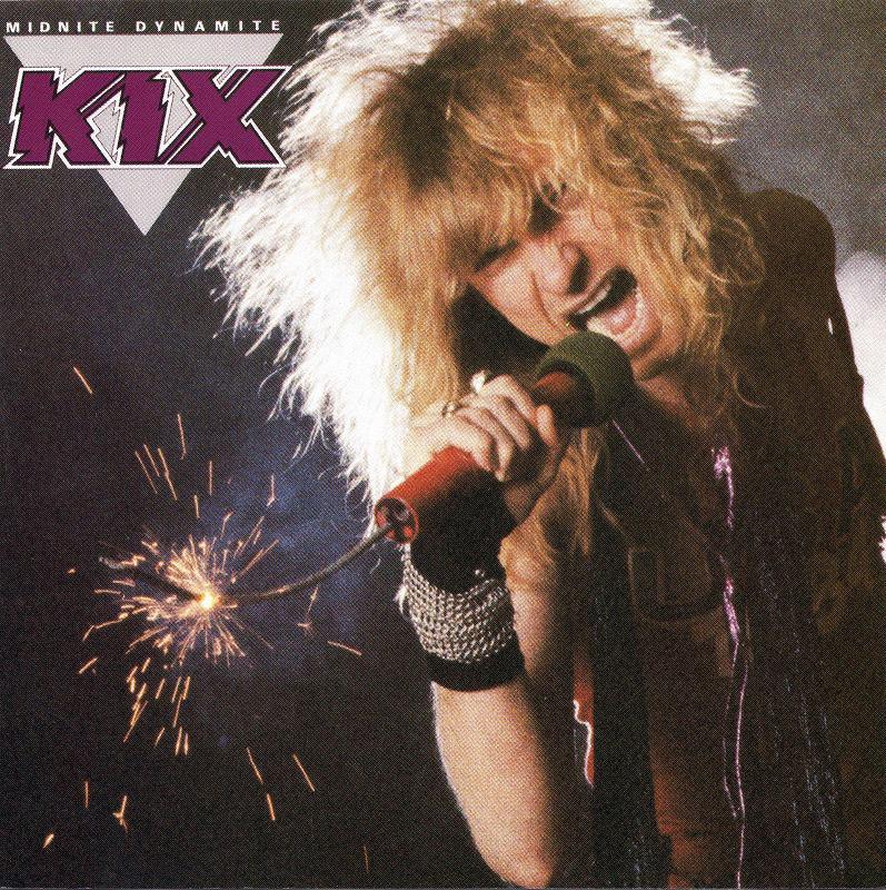 KIX/MIDNIGHT DYNAMITE キックス ミッドナイト・ダイナマイト 85年作