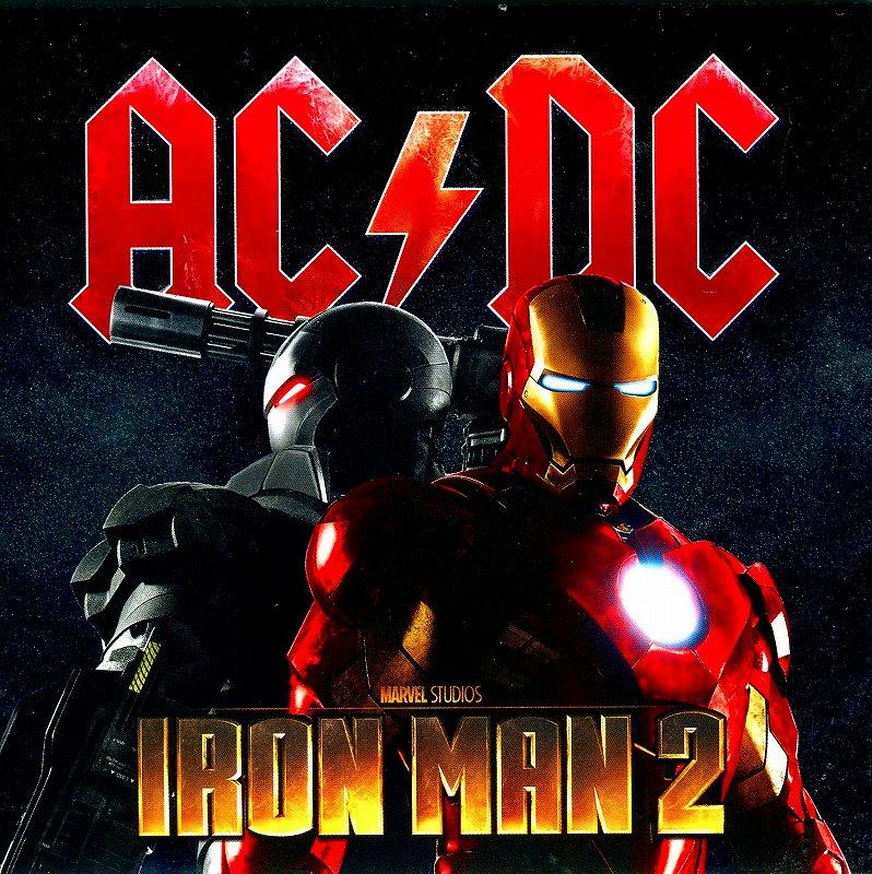 AC/DC IRON MAN 2 アイアンマン2 国内盤 デラックス・バージョン 2枚組