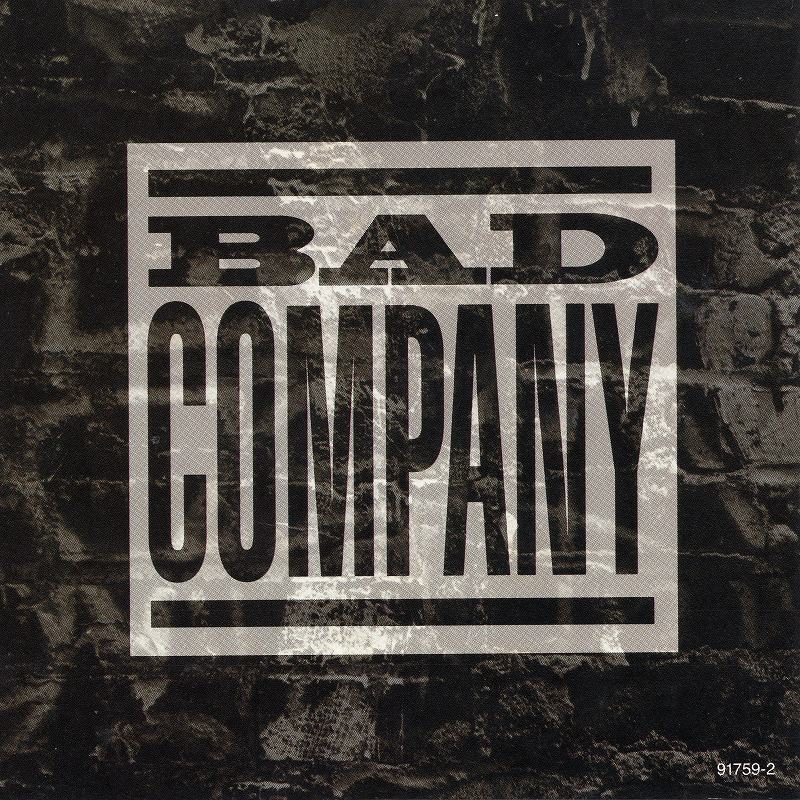 BAD COMPANY/HERE COMES TROUBLE 92年作 ヒア・カムズ・トラブル