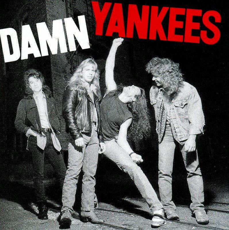DAMN YANKEES/ダム・ヤンキース 90年作 STYX NIGHT RANGER TED NUGENT