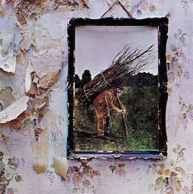 LED ZEPPELIN/� 71年作 レッド・ツェッペリン 歴史的大名盤 国内リマスター盤