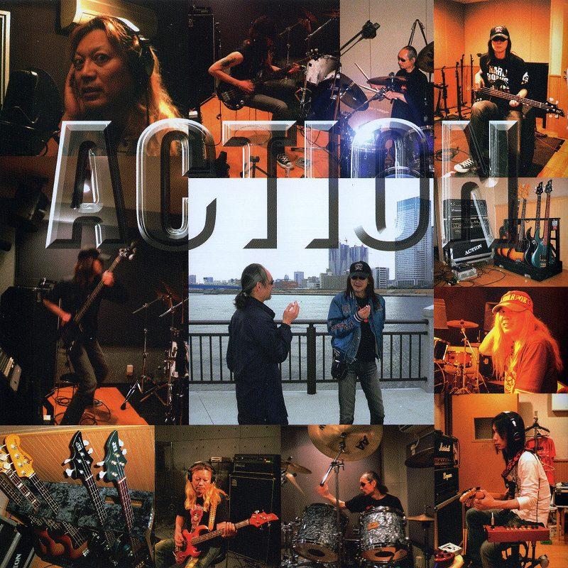 ACTION/MYSTIC BLUE 2007年作 アクション ミスティック・ブルー
