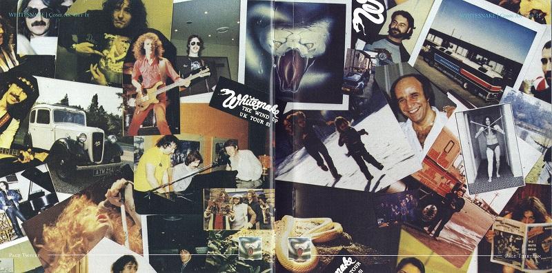 WHITESNAKE/COME AN' GET IT カム・アンド・ゲット・イット 81年作 リマスター盤