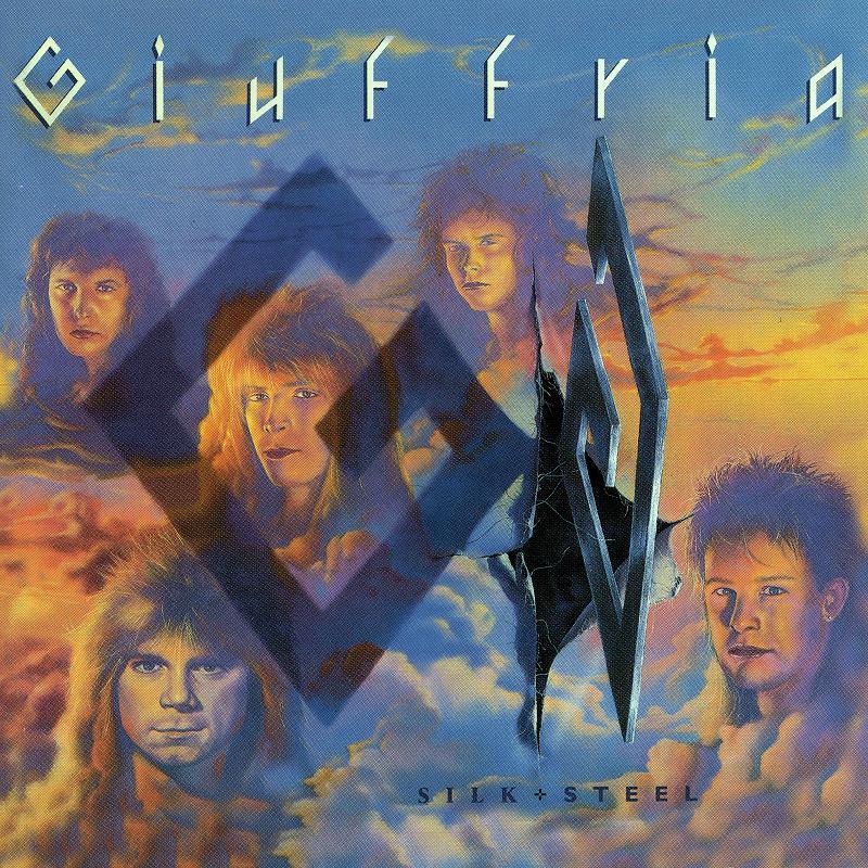 GIUFFRIA/SILK AND STEEL ジェフリア 86年作 シルク・アンド・スティール