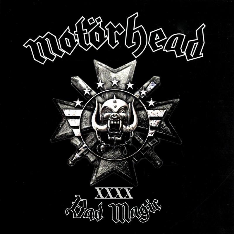 MOTORHEAD/BAD MAGIC モーターヘッド バッド・マジック 国内盤 最終アルバム
