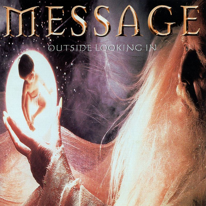 MESSAGE/OUTSIDE LOOKING IN 2000年作 メッセージ 国内盤