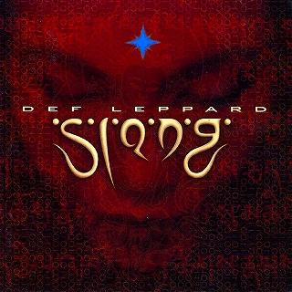DEF LEPPARD/SLANG メガ・エディション 2枚組 デフ・レパード 国内盤