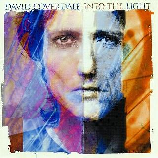DAVID COVERDALE/INTO THE LIGHT デヴィッド・カヴァデール 国内盤
