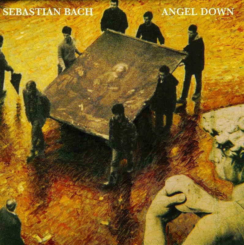 SEBASTIAN BACH/ANGEL DOWN セバスチャン・バック 2007年作
