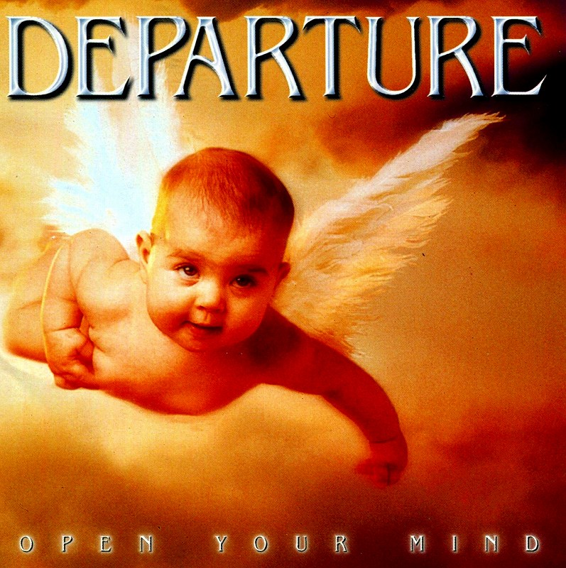 DEPARTURE/OPEN YOUR MIND ディパーチャー 99年作 国内盤 メロハー名盤