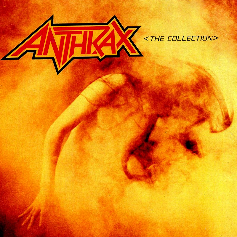 ANTHRAX/THE COLLECTION アンスラックス ザ・コレクション 初期ベスト盤