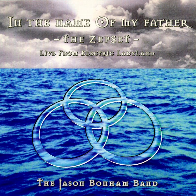 THE JASON BONHAM BAND/IN THE NAME OF MY FATHER 国内盤 ZEPPELIN
