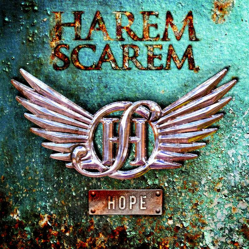 HAREM SCAREM/HOPE ハーレム・スキャーレム ホープ 国内盤 2008年作