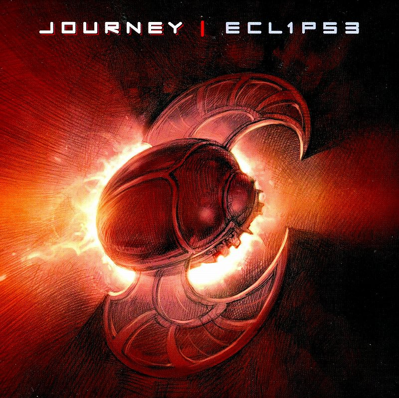 JOURNEY/ECLIPSE エクリプス 2011年作 ECL1P53 国内盤 スリーブケース入り