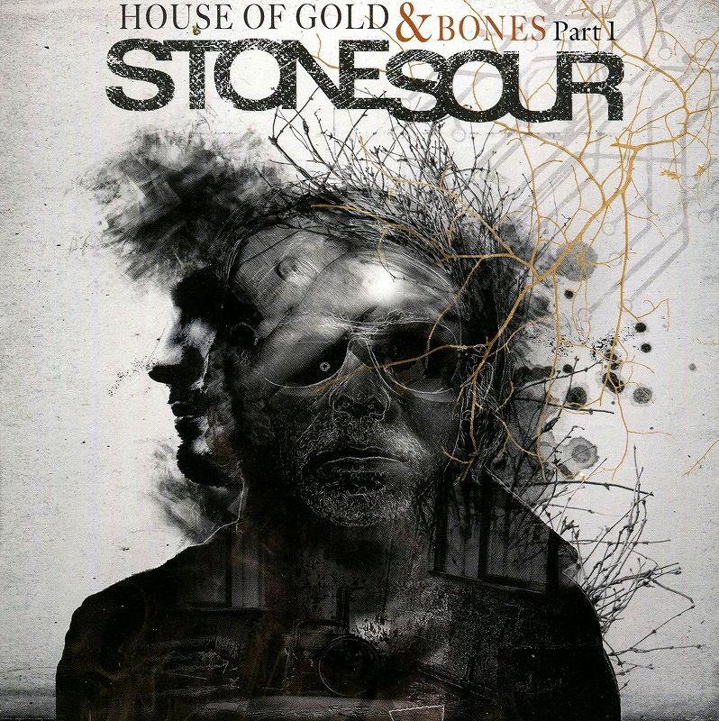 STONE SOUR/HOUSE OF GOLD & BONES PART 1 ストーン・サワー 2012年作