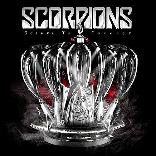 SCORPIONS/RETURN TO FOREVER 祝杯の蠍団 スコーピオンズ 2015年作