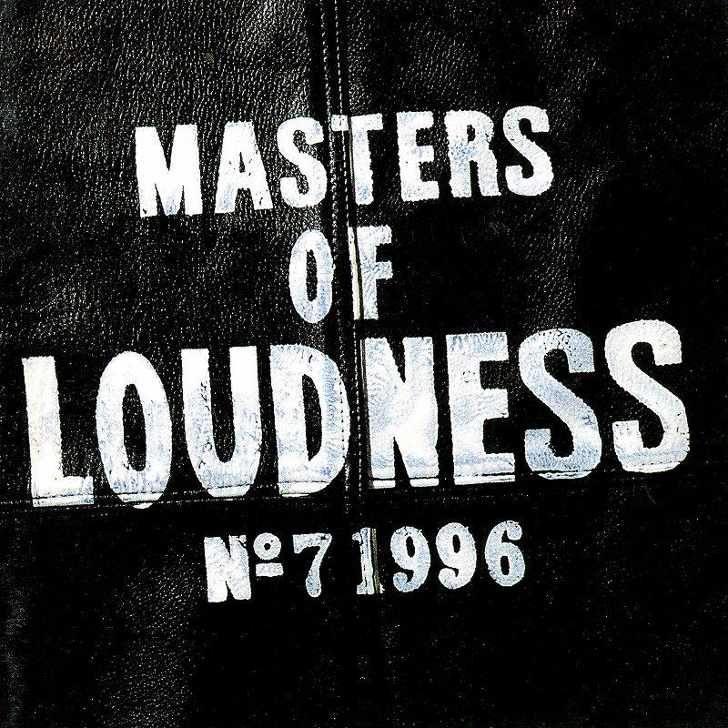 ラウドネス/MASTERS OF LOUDNESS 2枚組ベスト 初回プレス盤