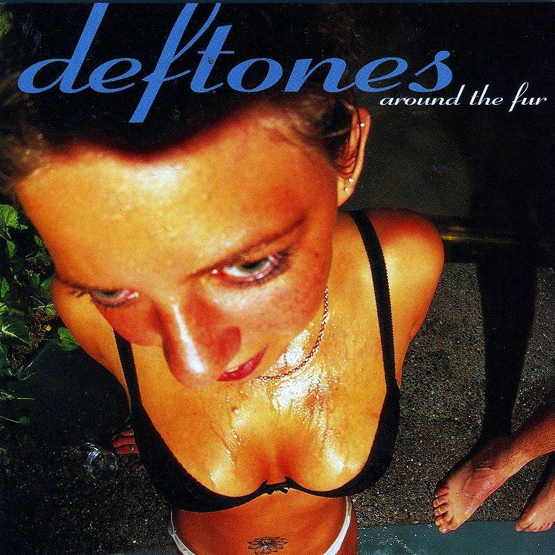 DEFTONES/AROUND THE FUR デフトーンズ 97年作 アラウンド・ザ・ファー