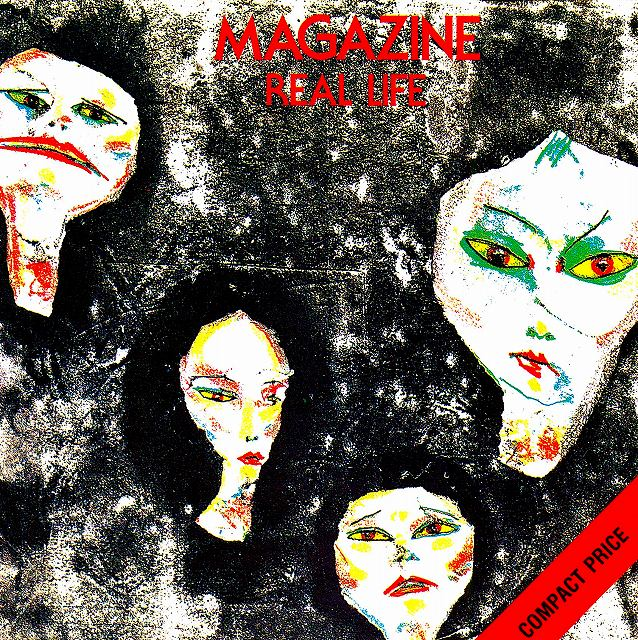 MAGAZINE/REAL LIFE 78年作 マガジン リアル・ライフ BUZZCOCKS