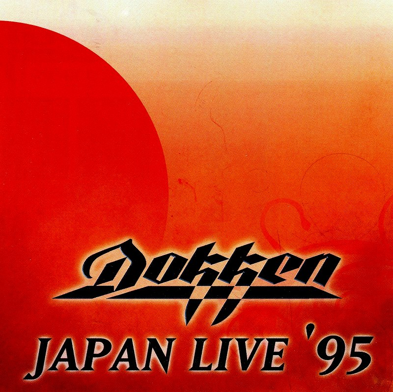 DOKKEN/JAPAN LIVE '95 ドッケン 再結成来日公演 全14曲 東京厚生年金会館