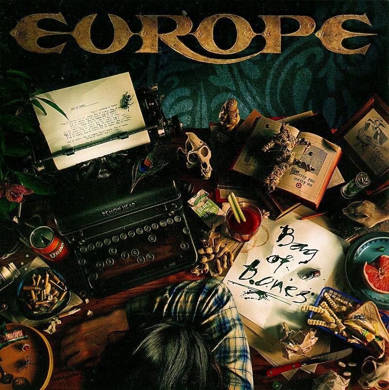 EUROPE/BAG OF BONES ヨーロッパ 2012年作 バッグ・オブ・ボーンズ