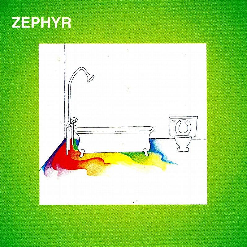 ZEPHYR/驚異のゼファー登場 69年作 TOMMY BOLIN トミー・ボーリン