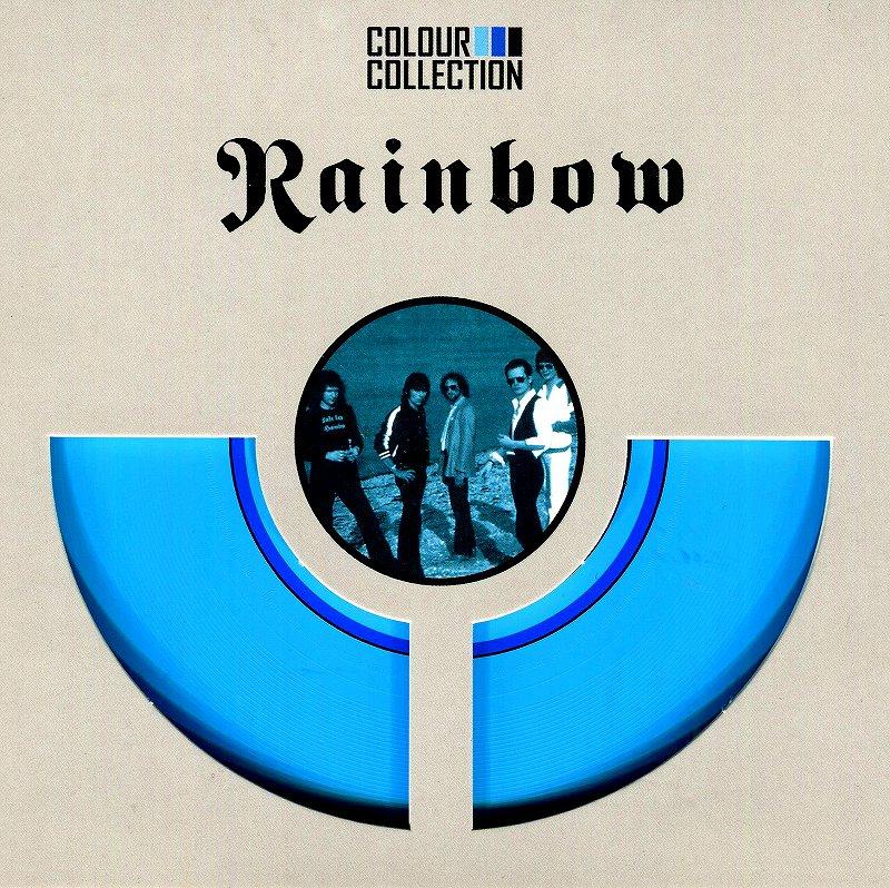 RAINBOW/COLOUR COLLECTION レインボー 16曲入りベスト盤