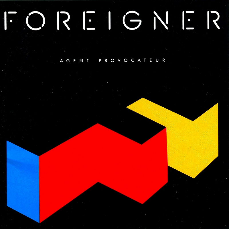 FOREIGNER/AGENT PROVOCATEUR プロヴォカトゥール 煽動 リマスター盤