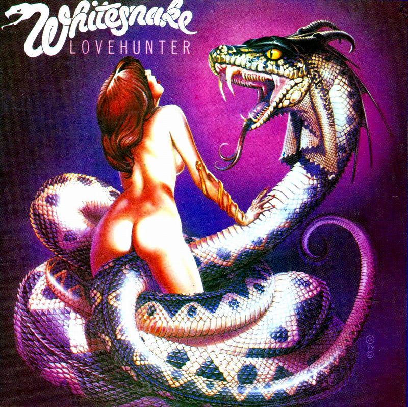 WHITESNAKE/LOVEHUNTER ホワイトスネイク ラヴハンター 79年作