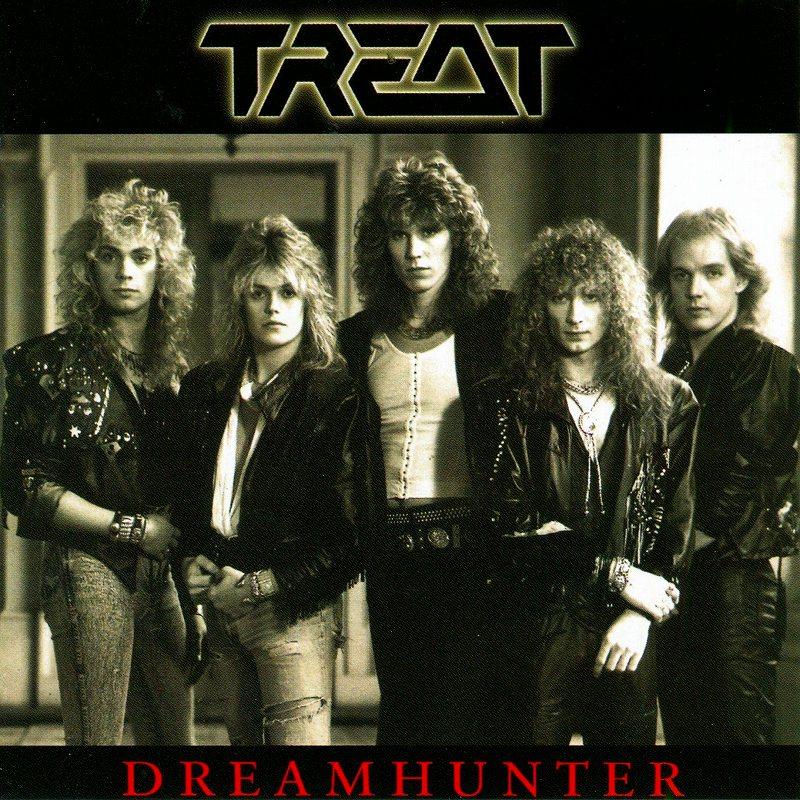 TREAT/DREAMHUNTER トリート ドリームハンター 87年作 サバイバー