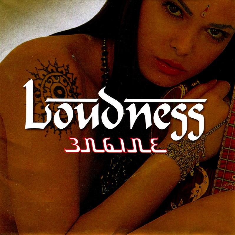 LOUDNESS/ENGINE 99年作 ラウドネス エンジン インド3部作最終作