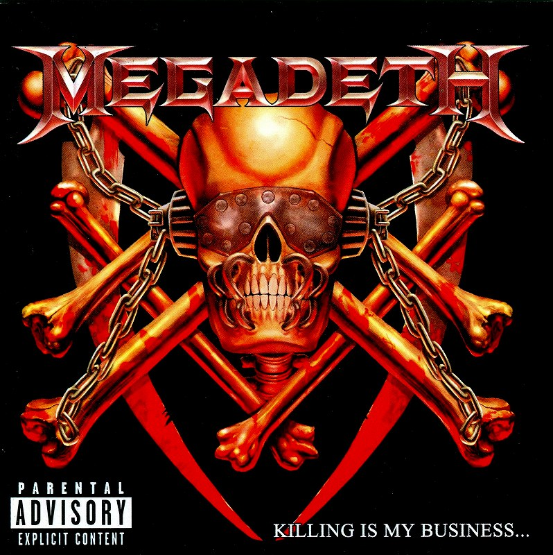 MEGADETH/KILLING IS MY BUSINESS...AND BUSINESS IS GOOD! リマスター