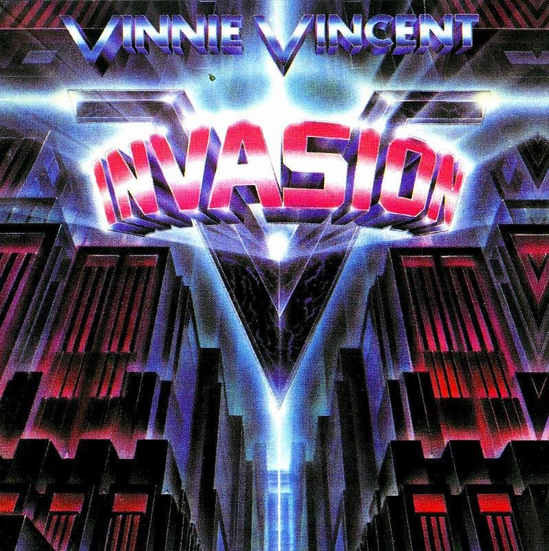VINNIE VINCENT/INVASION ヴィニー・ヴィンセント インヴェイジョン リマスター盤