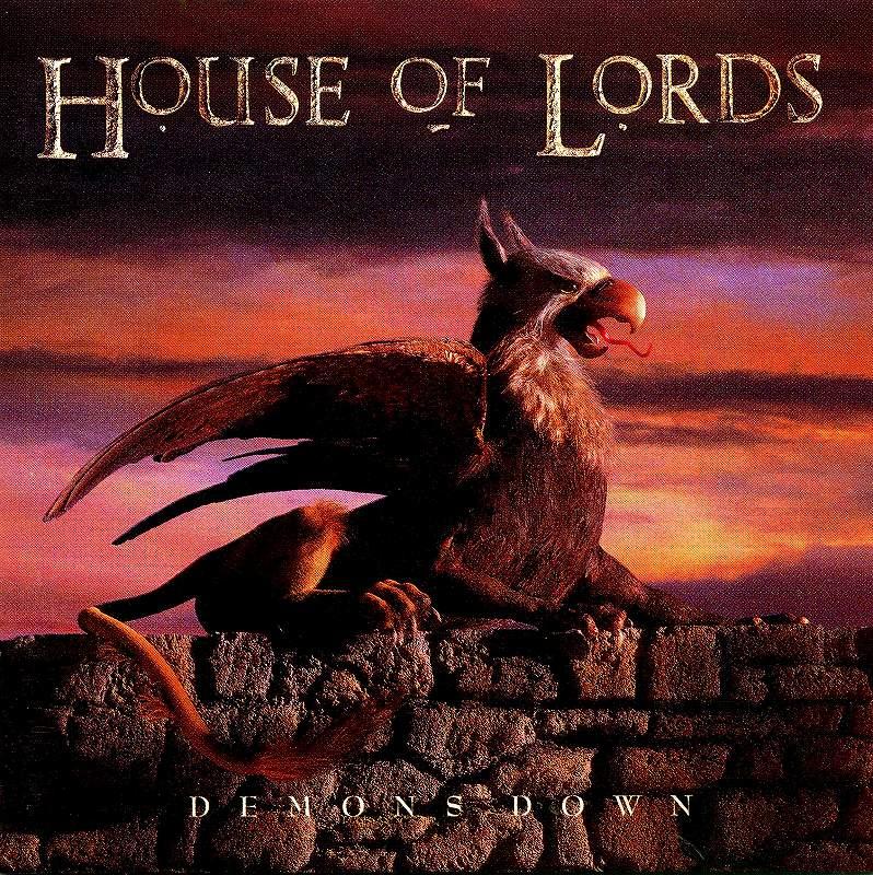 HOUSE OF LORDS/DEMONS DOWN 92年作 ハウス・オブ・ローズ