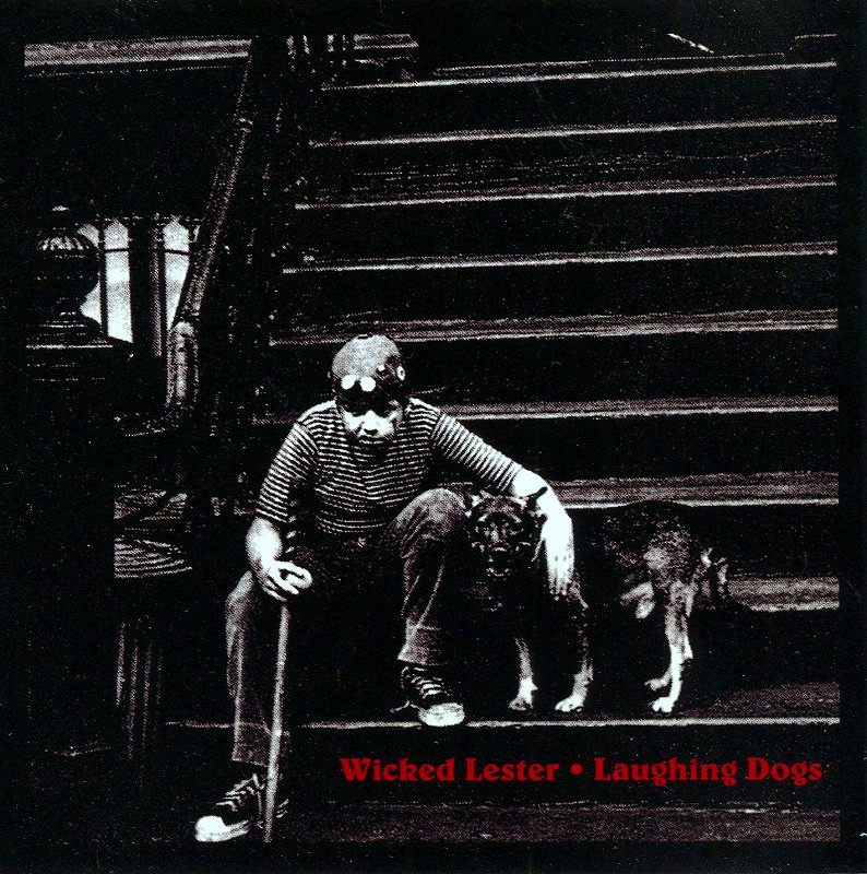 WICKED LESTER/LAUGHING DOGS キッス KISS 初期レア音源 プロモ盤