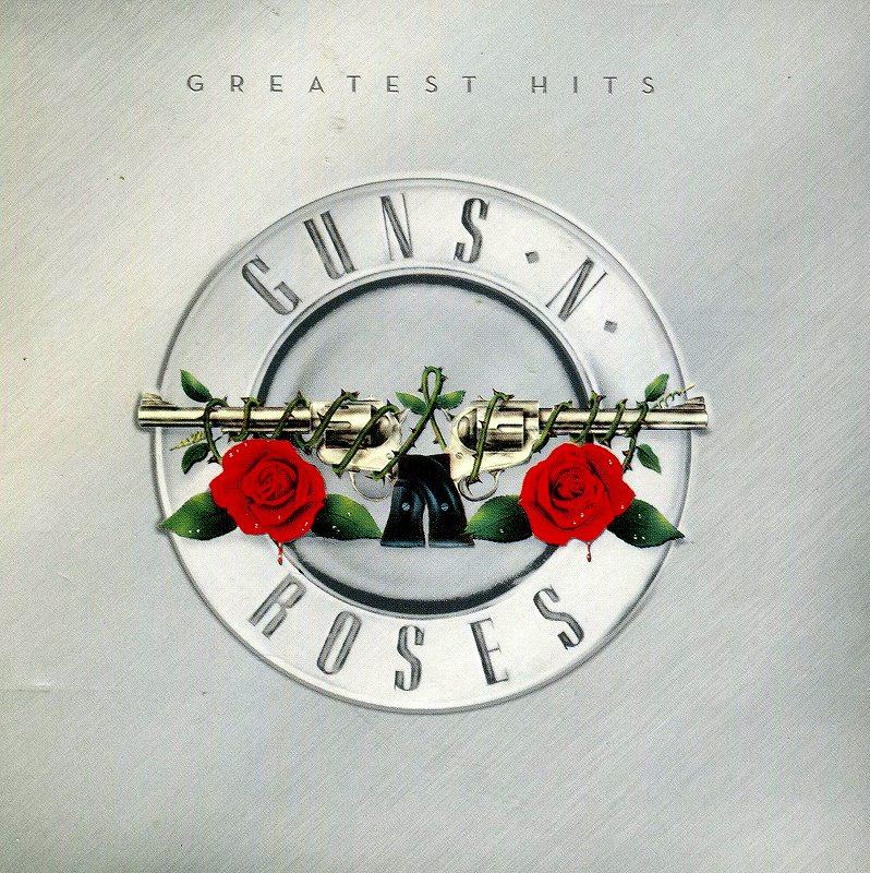 GUNS N' ROSES/GREATEST HITS ガンズ・アンド・ローゼズ 国内盤