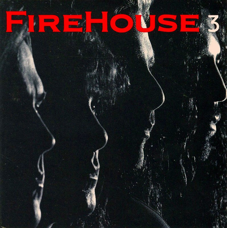 FIREHOUSE/3 ファイアーハウス 95年作 I LIVE MY LIFE FOR YOU 国内盤