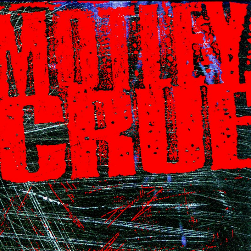 MOTLEY CRUE/MOTLEY CRUE モトリー・クルー 94年作 国内紙ジャケ盤