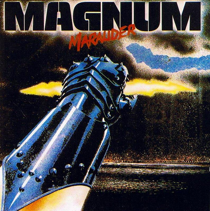 MAGNUM/MARAUDER マグナム マローダー 79年ライヴ 英国プログレ・ハード
