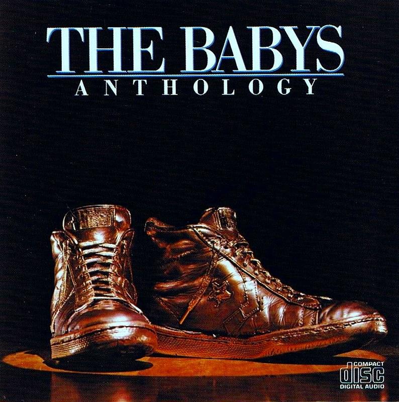 THE BABYS/THE BABYS ANTHOLOGY ベイビーズ ベスト盤