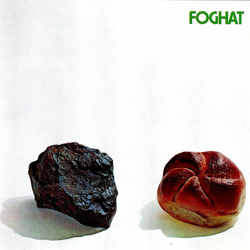 FOGHAT/フォガット ROCK AND ROLL ロックン・ロール 73年作